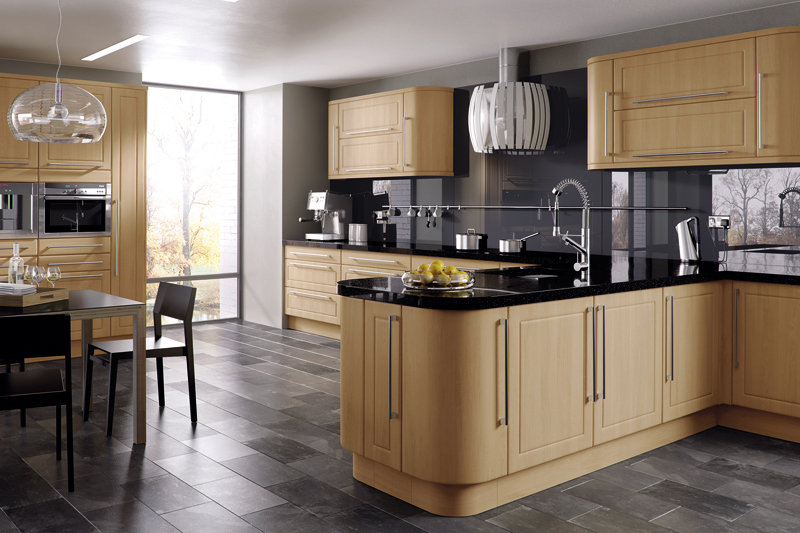 Ashford Canadian Maple Kitchen