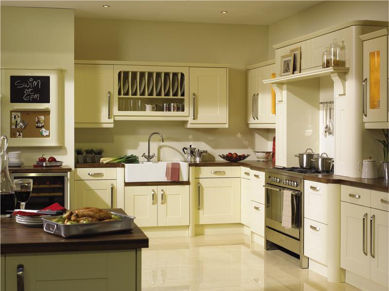 Warwick - Vanilla Warwick Kitchen