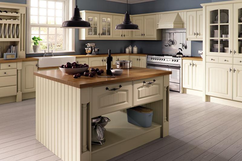 Westbury - Ivory Westbury Kitchen
