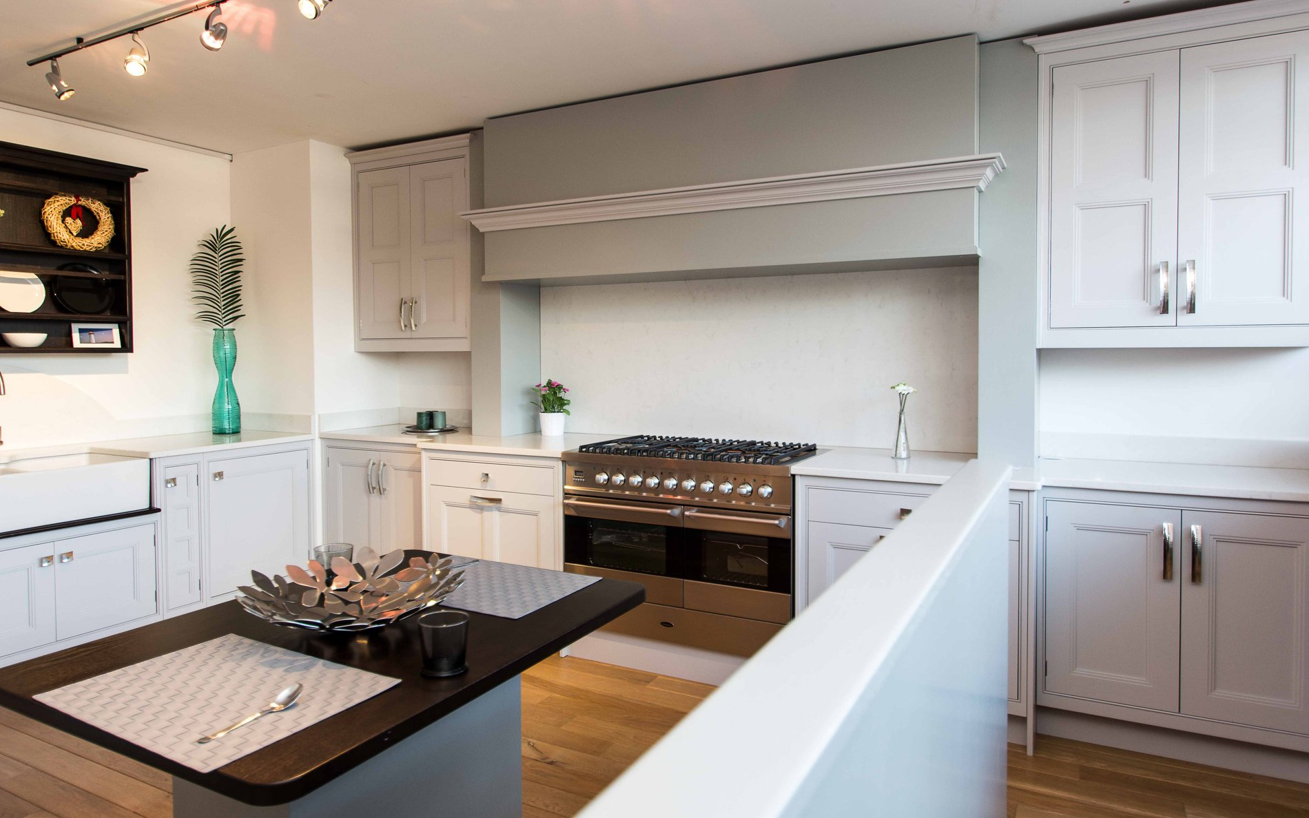 Transform Bespoke Handmade Traditional Kitchen Range Kitchen