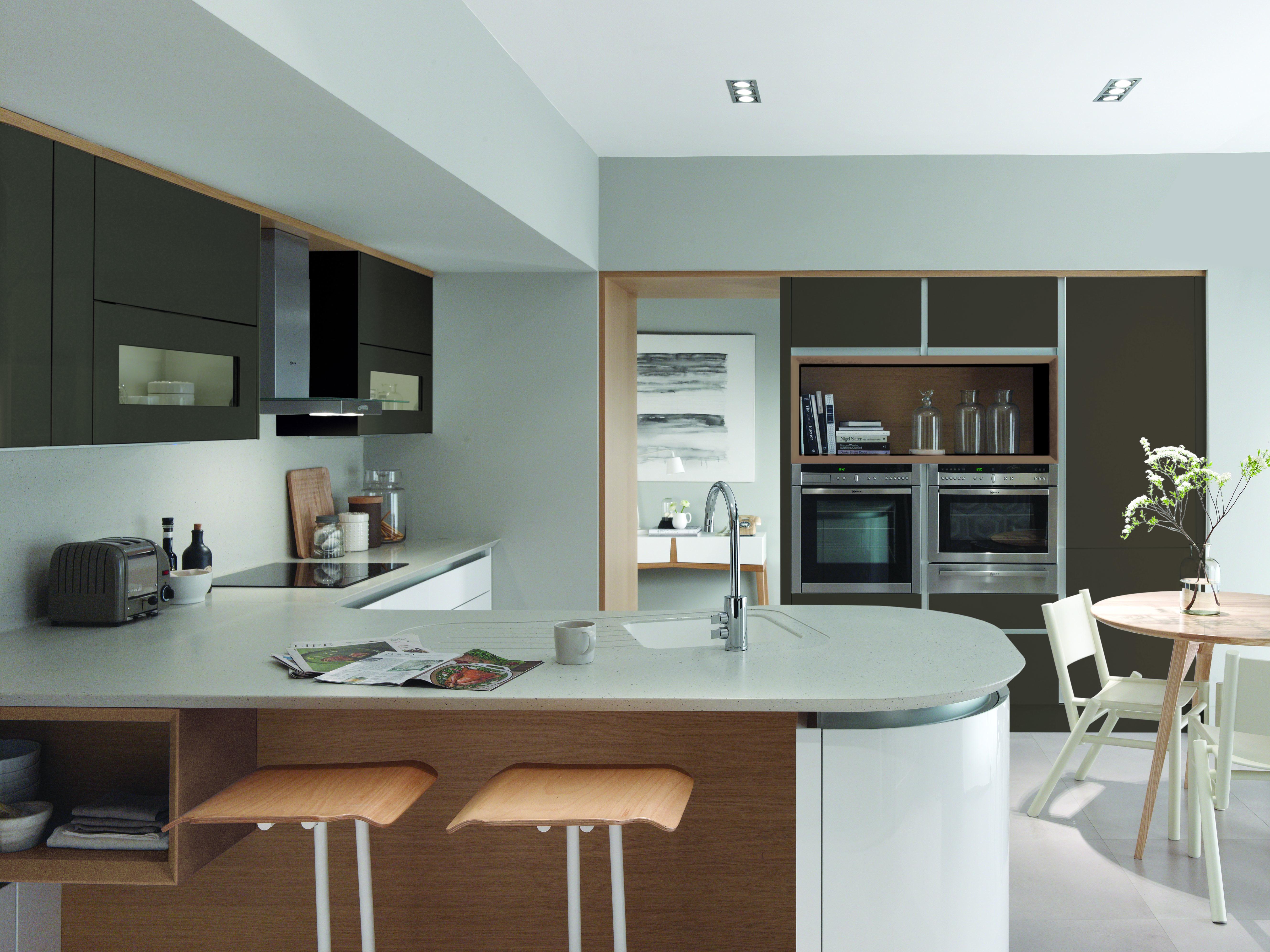 Contemporary Kitchens Second Nature Kitchen Design Hertfordshire