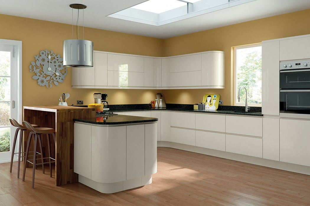 Pronto Lacarre Gloss Cream Kitchen