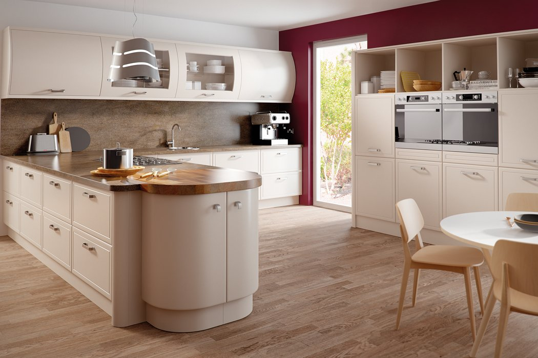 Matt Cashmere Euroline Kitchen