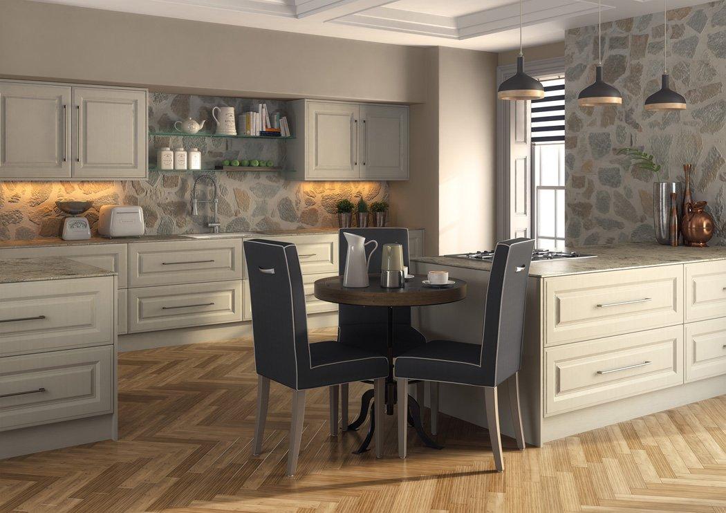 Oakgrain Mussle Warwick Kitchen