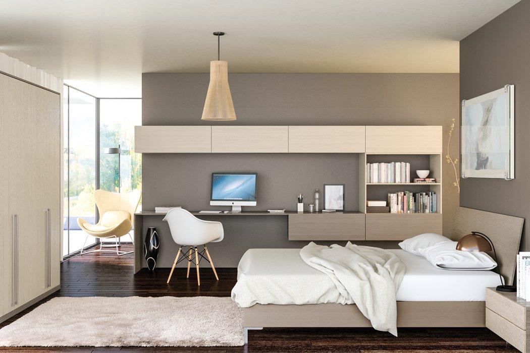 Valore Stone Grey Cashmere Bedroom