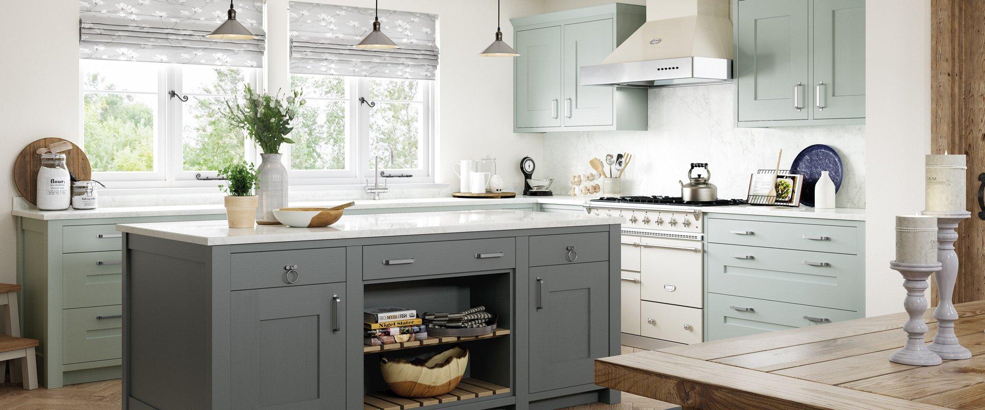 Timeless Elegance - Kitchen Design hertfordshire
