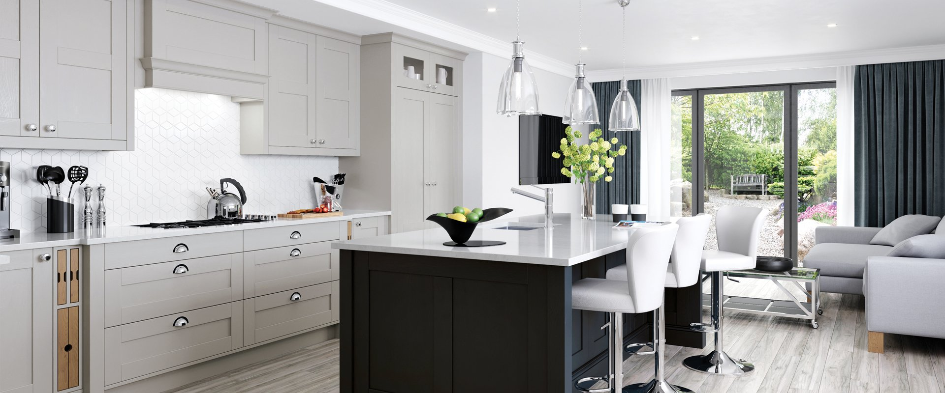 Timeless Elegance - Kitchen Design hertfordshire