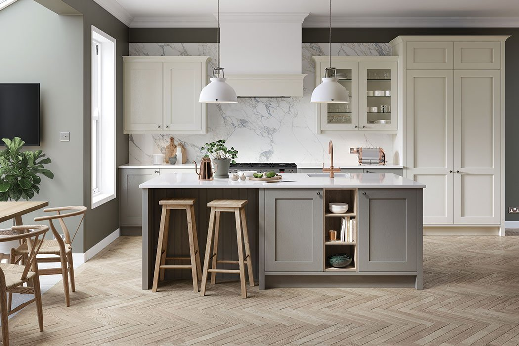 Pronto Hadley Porcelain Kitchen