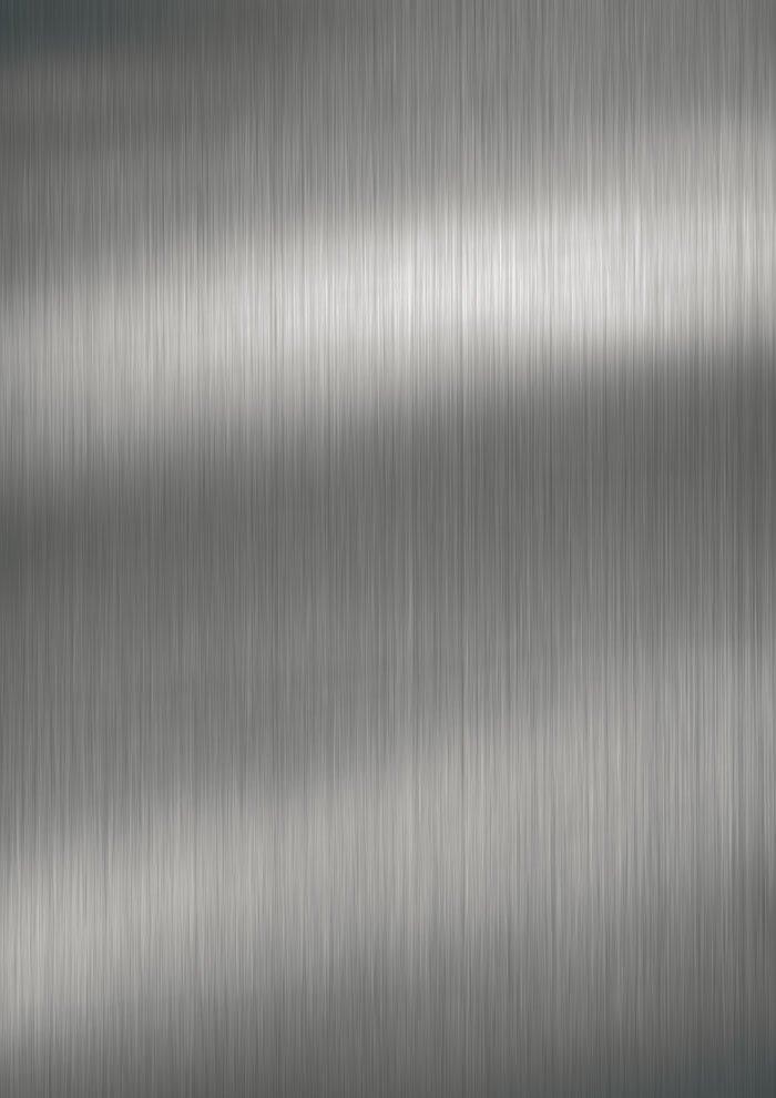 Zurfiz Brushed Metal Stainless Steel Kitchen