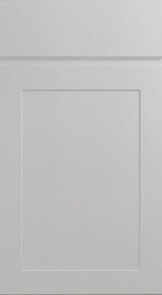 High Gloss Light Grey Venice Kitchen